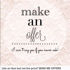 Other - Place your offer 💕